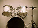 drumset for drum lessons