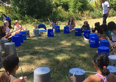 Bucket Drumming with Dave Lowe